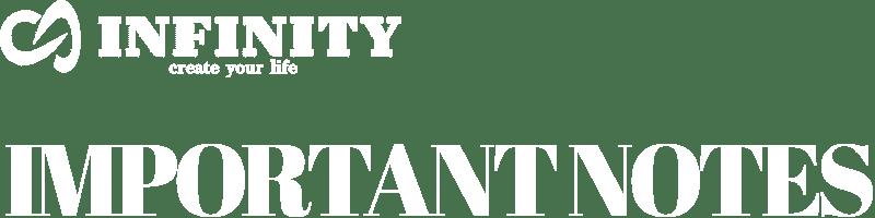 ホームジム・ジム機材はINFINITY(インフィニティ)のプライバシーポリシー・特商法取引に関する表記