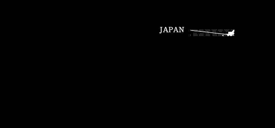 ホームジム・ジム機材はINFINITY(インフィニティ)のワールドマップイメージ