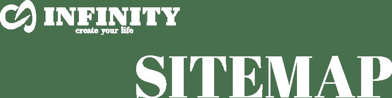 ホームジム・ジム機材はINFINITY(インフィニティ)のサイトマップ