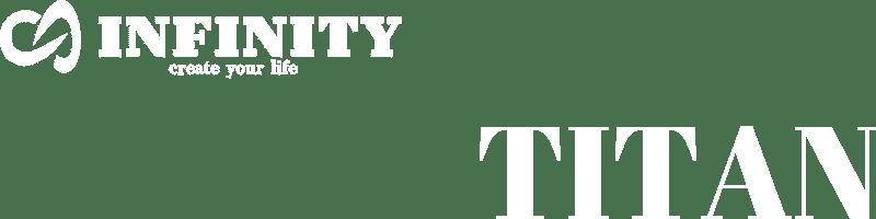 ホームジム・ジム機材はINFINITY(インフィニティ)のTITAN(タイタン)シリーズ