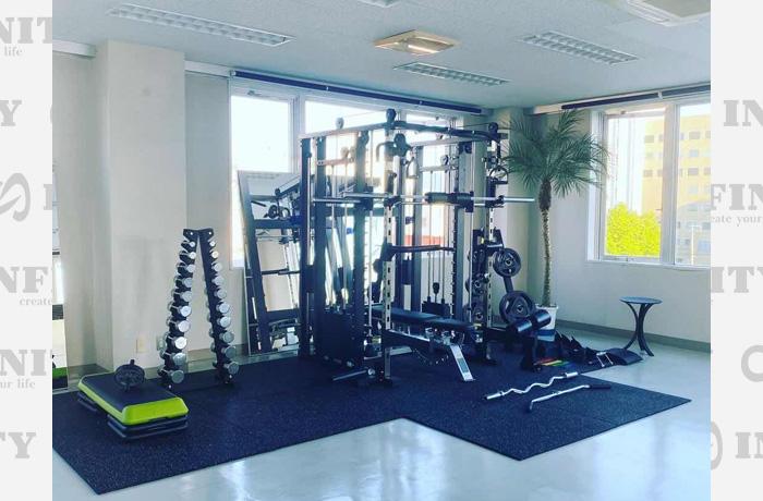 青森県青森市のパーソナルトレーニングジム導入事例