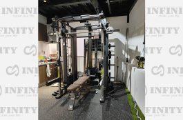大阪府大阪市のトレーニングジム導入事例1