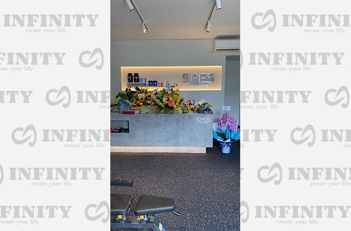 ホームジム・ジム機材はINFINITY(インフィニティ)の導入事例イメージ5